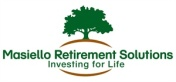 "Marketing, PR, and website design for Masiello Retirement Solutions book ""Common Sense Financial."""